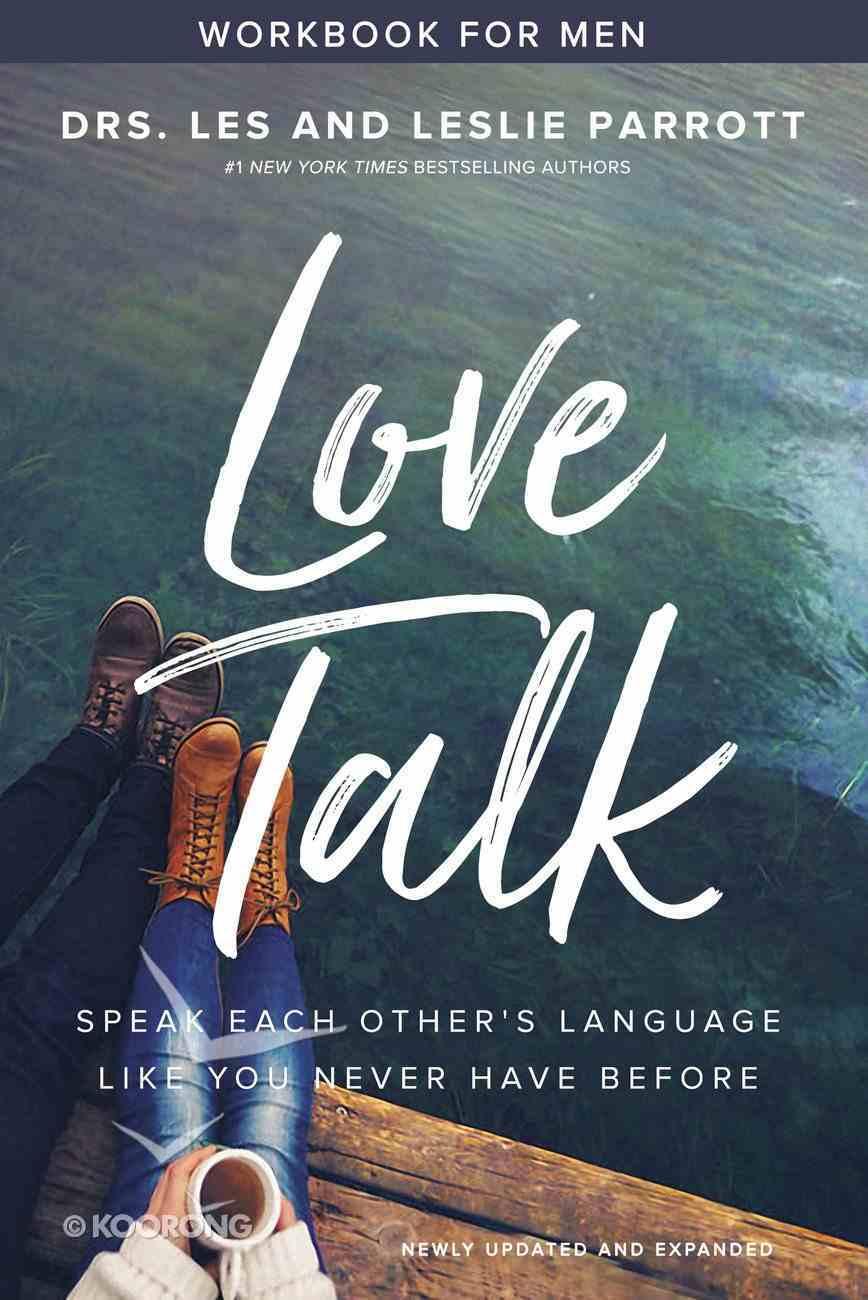 Love Talk Workbook For Men eBook