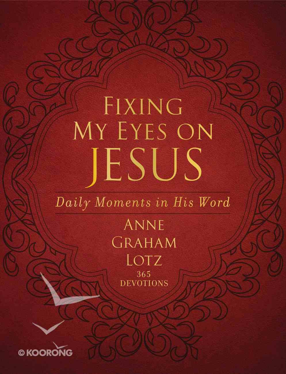 Fixing My Eyes on Jesus eBook