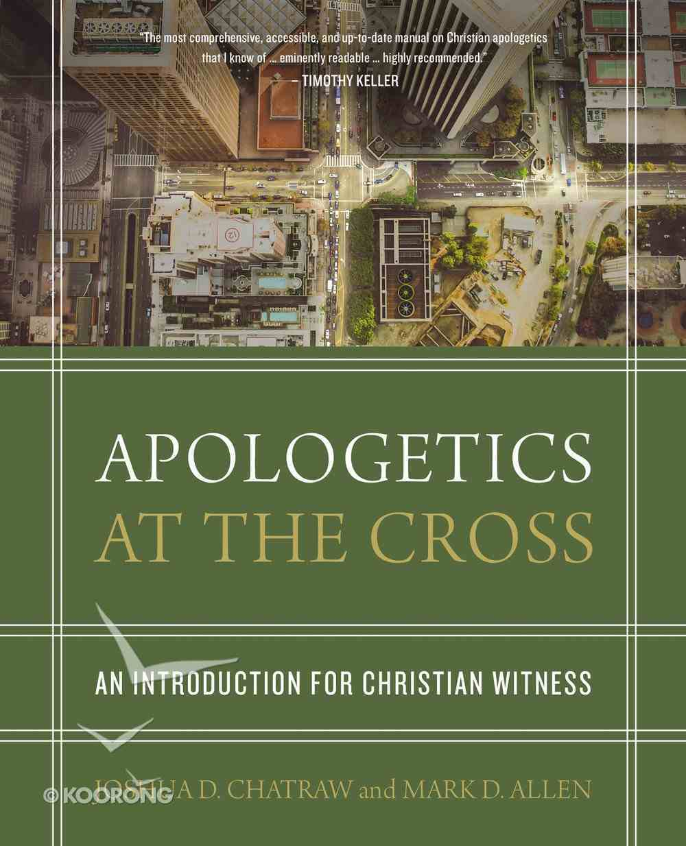 Apologetics At the Cross eBook