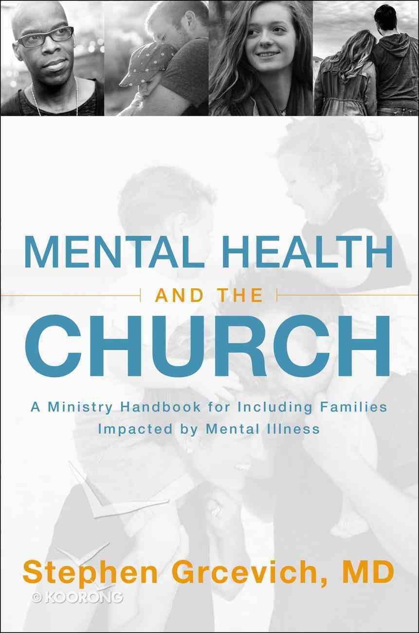 Mental Health and the Church eBook