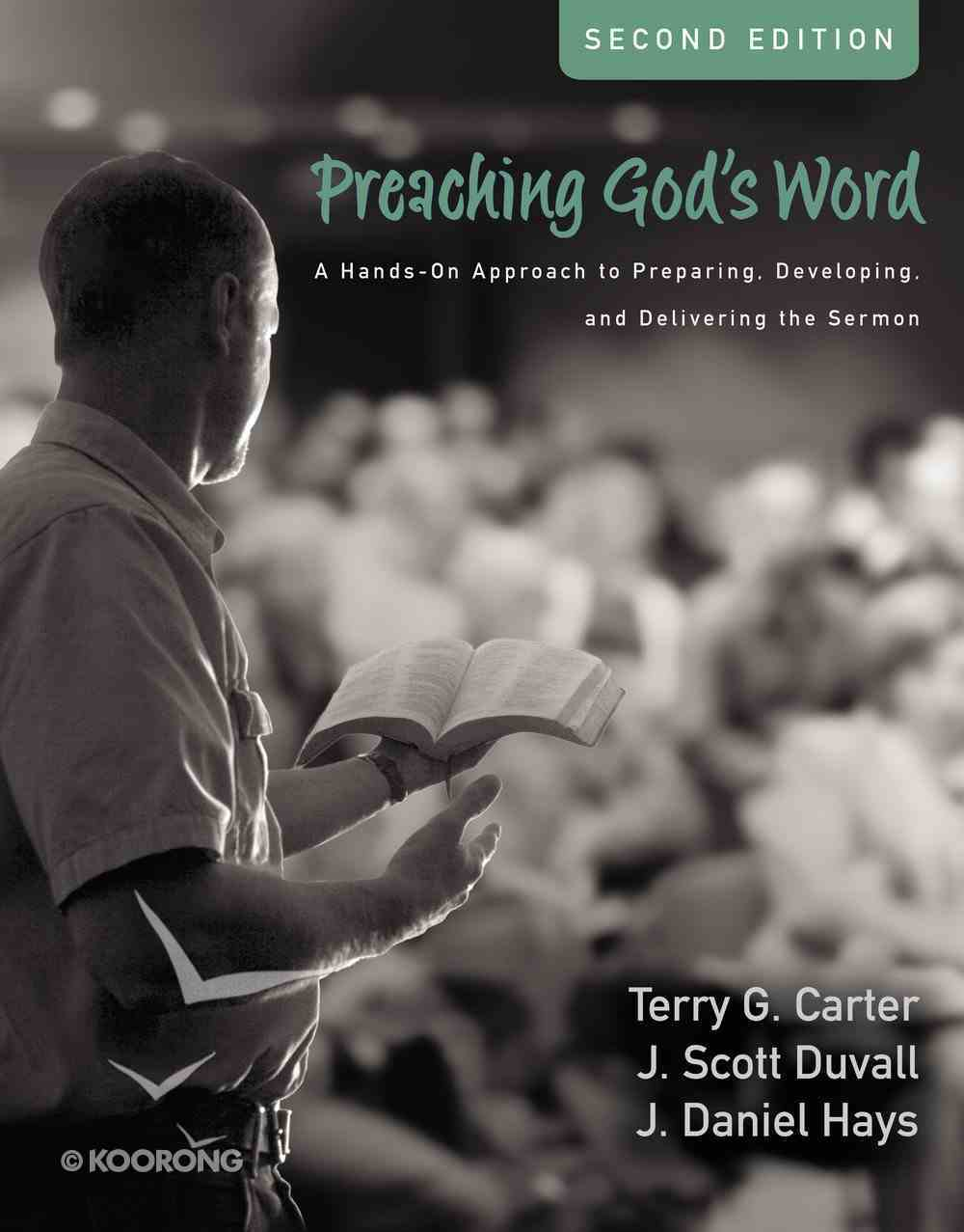 Preaching God's Word, Second Edition eBook