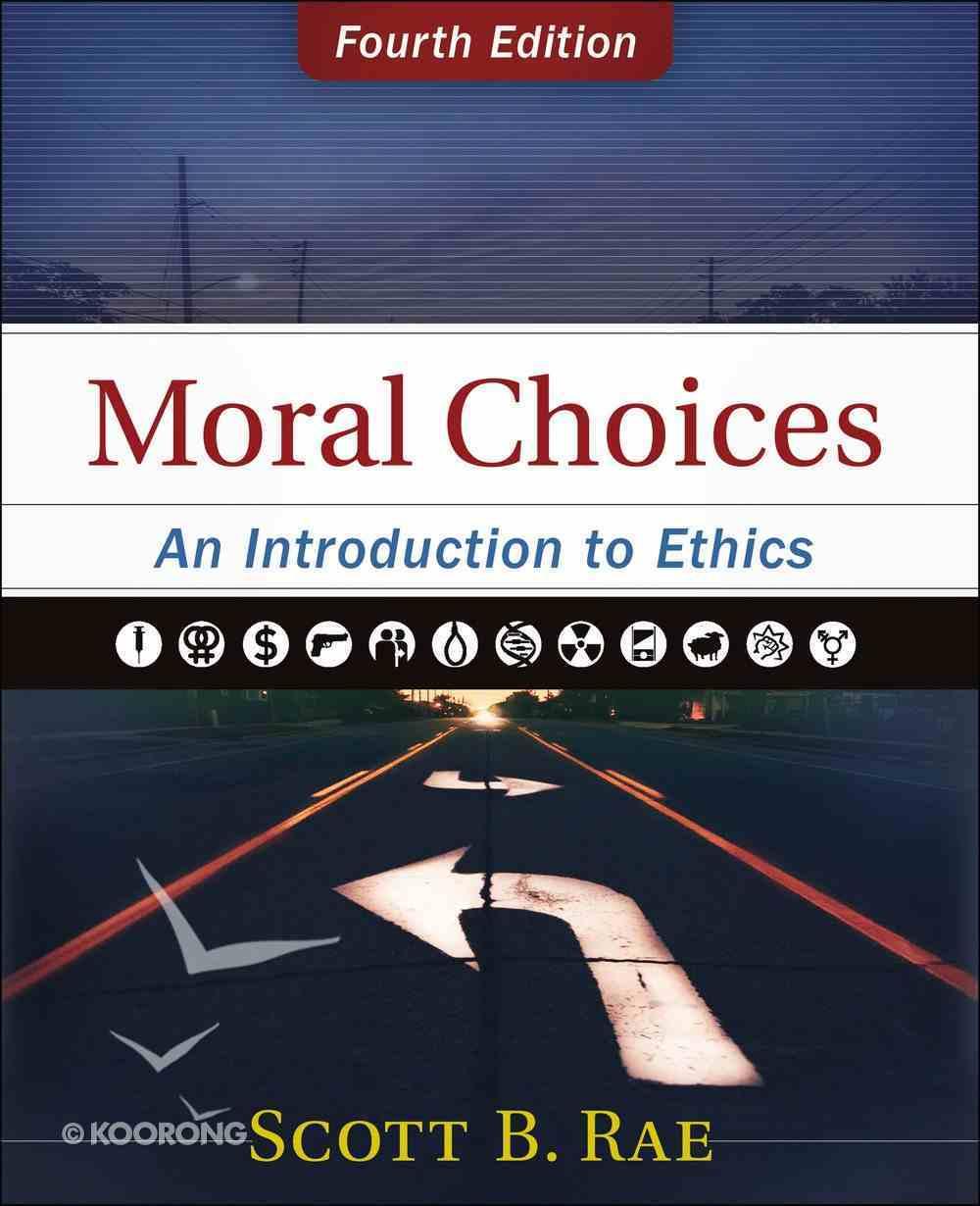 Moral Choices eBook