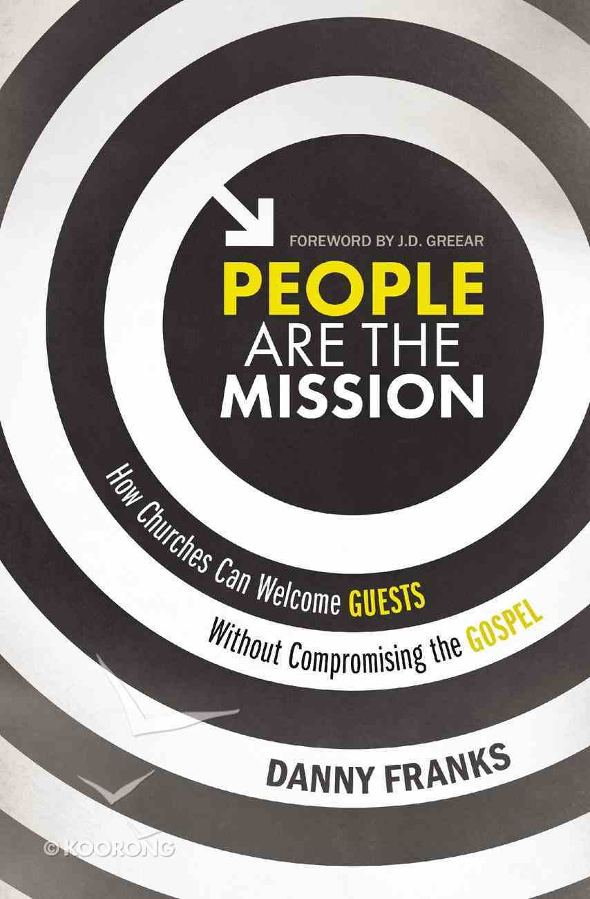 People Are the Mission eBook