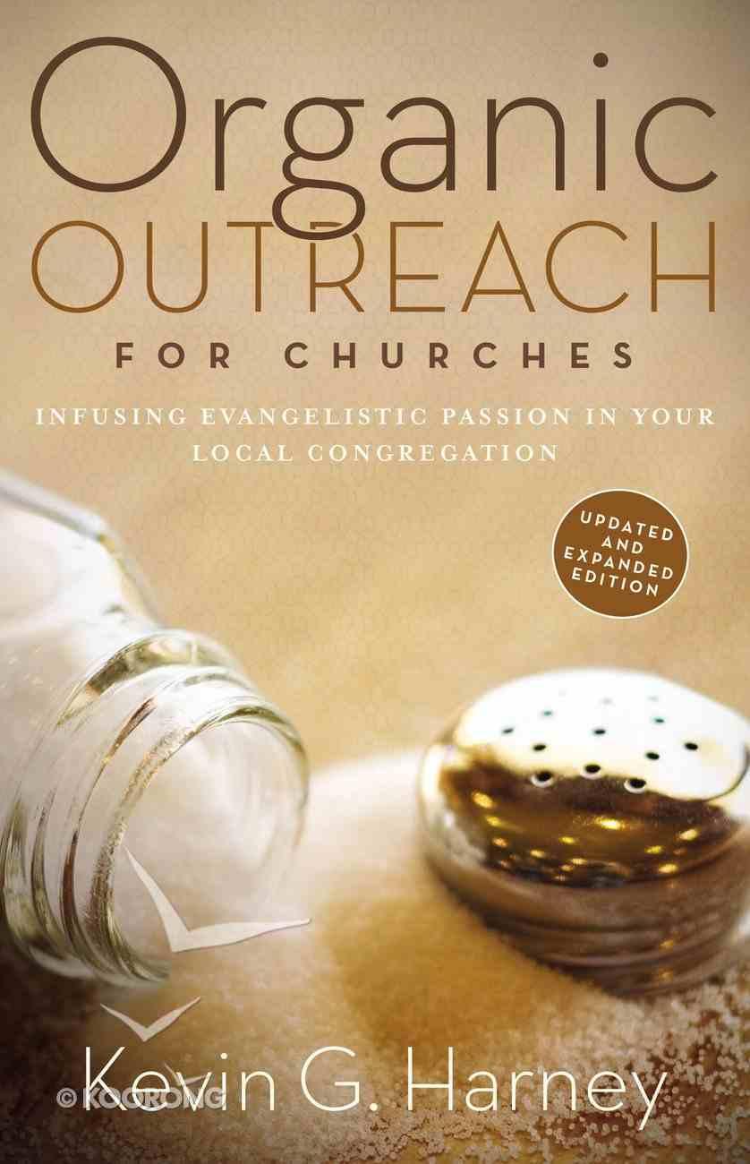Organic Outreach For Churches eBook