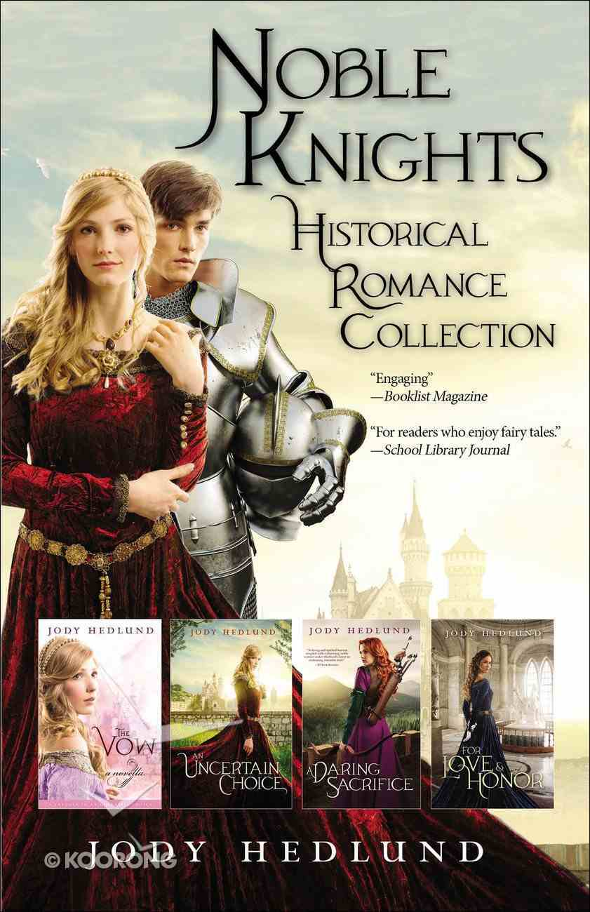 Noble Knights Historical Romance Collection eBook
