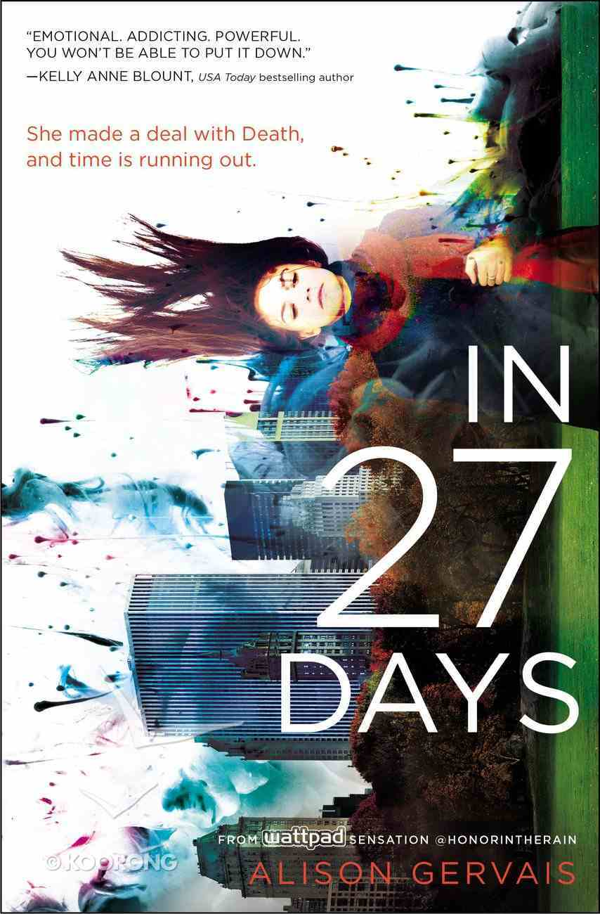 In 27 Days Paperback