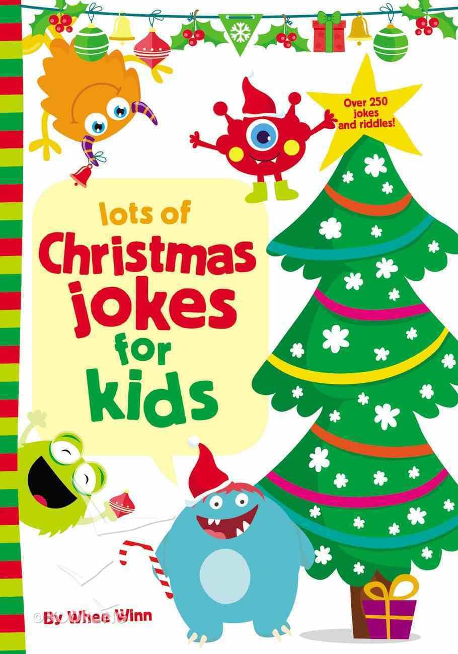 Lots of Christmas Jokes For Kids eBook