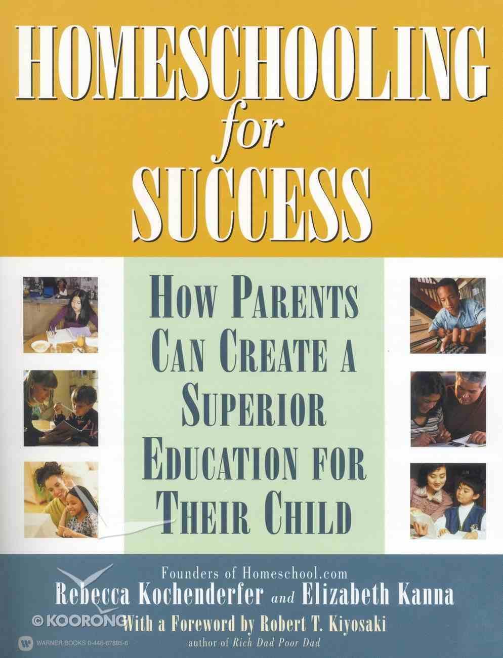 Homeschooling For Success eBook