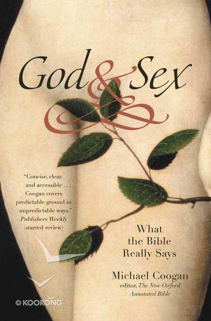 God and Sex eBook