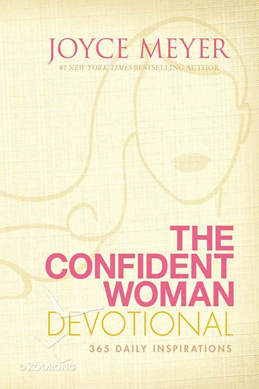 The Confident Woman Devotional eBook