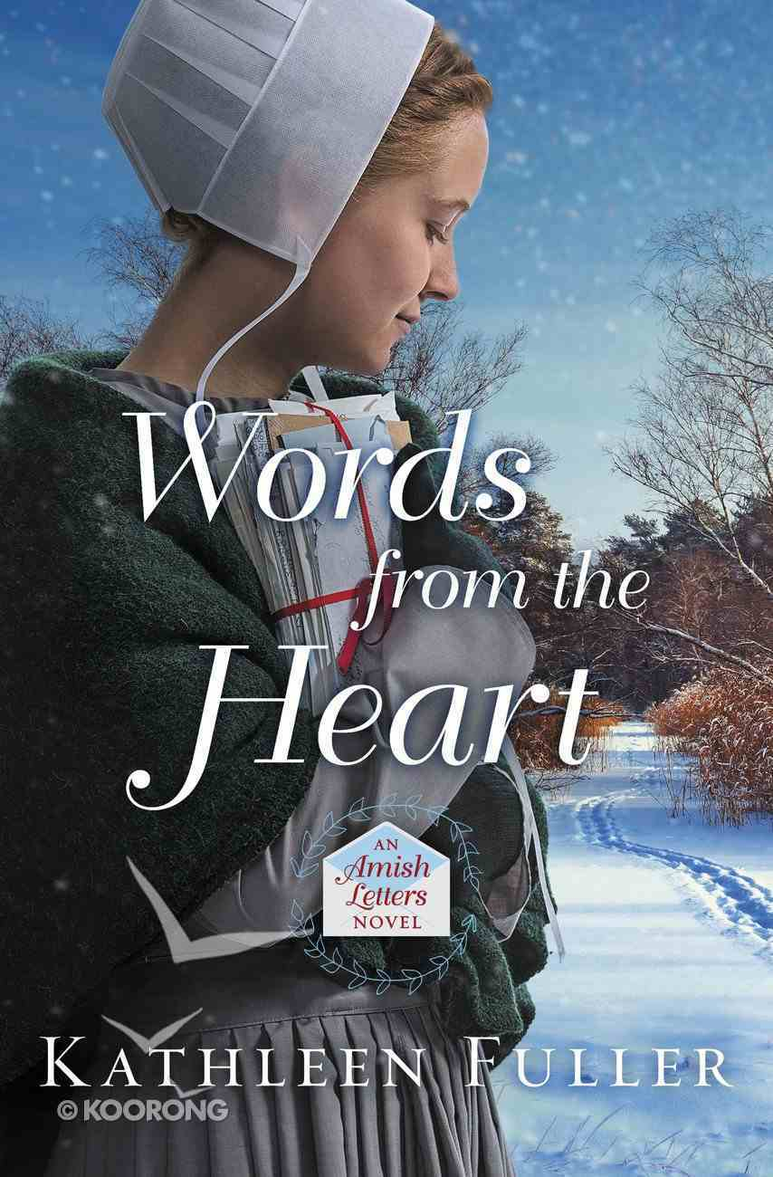 Words From the Heart (#03 in An Amish Letters Novel Series) eBook