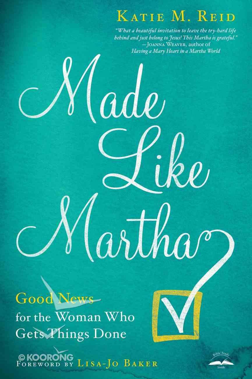 Made Like Martha eBook