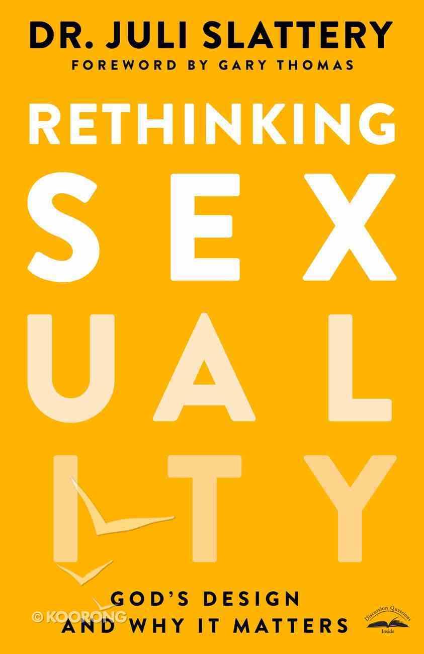 Rethinking Sexuality eBook