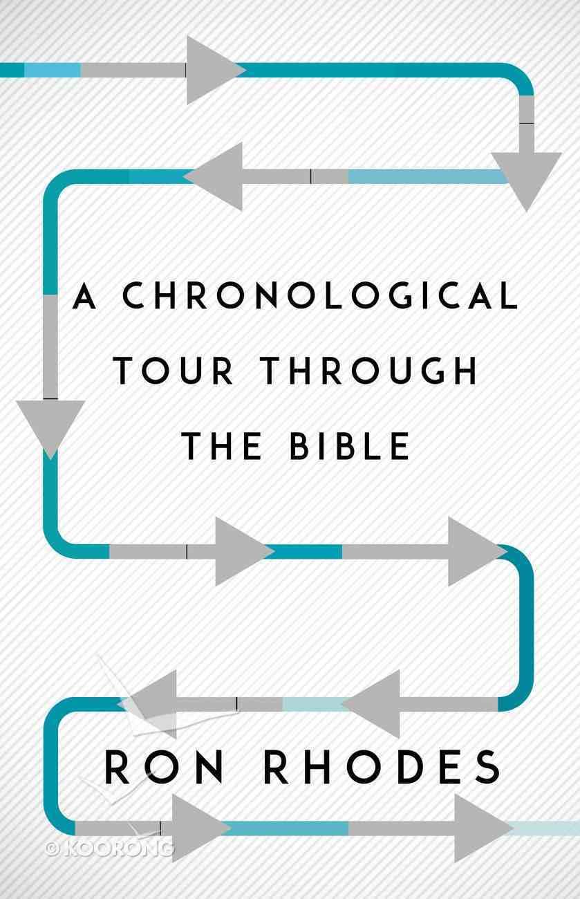 A Chronological Tour Through the Bible eBook