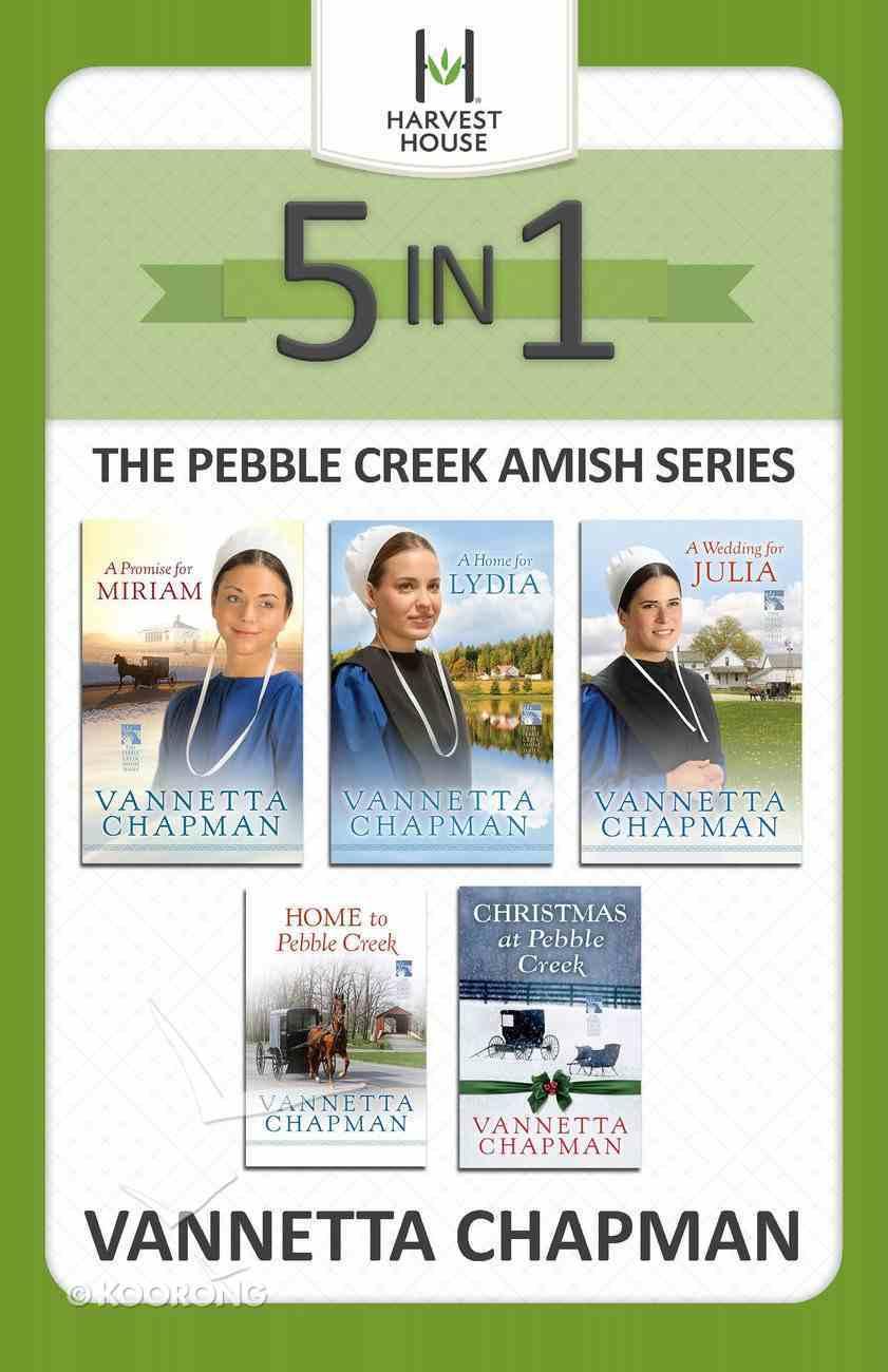 The Pebble Creek Amish Series (3in1) (Pebble Creek Amish Series) eBook