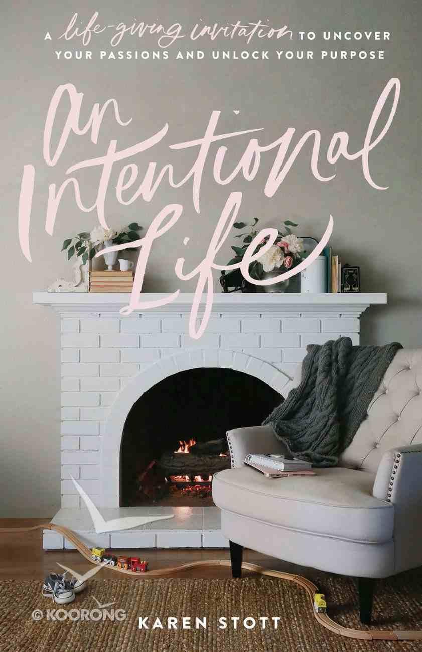 An Intentional Life eBook