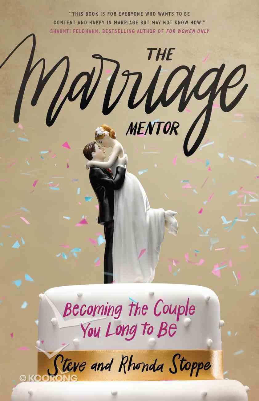 The Marriage Mentor eBook