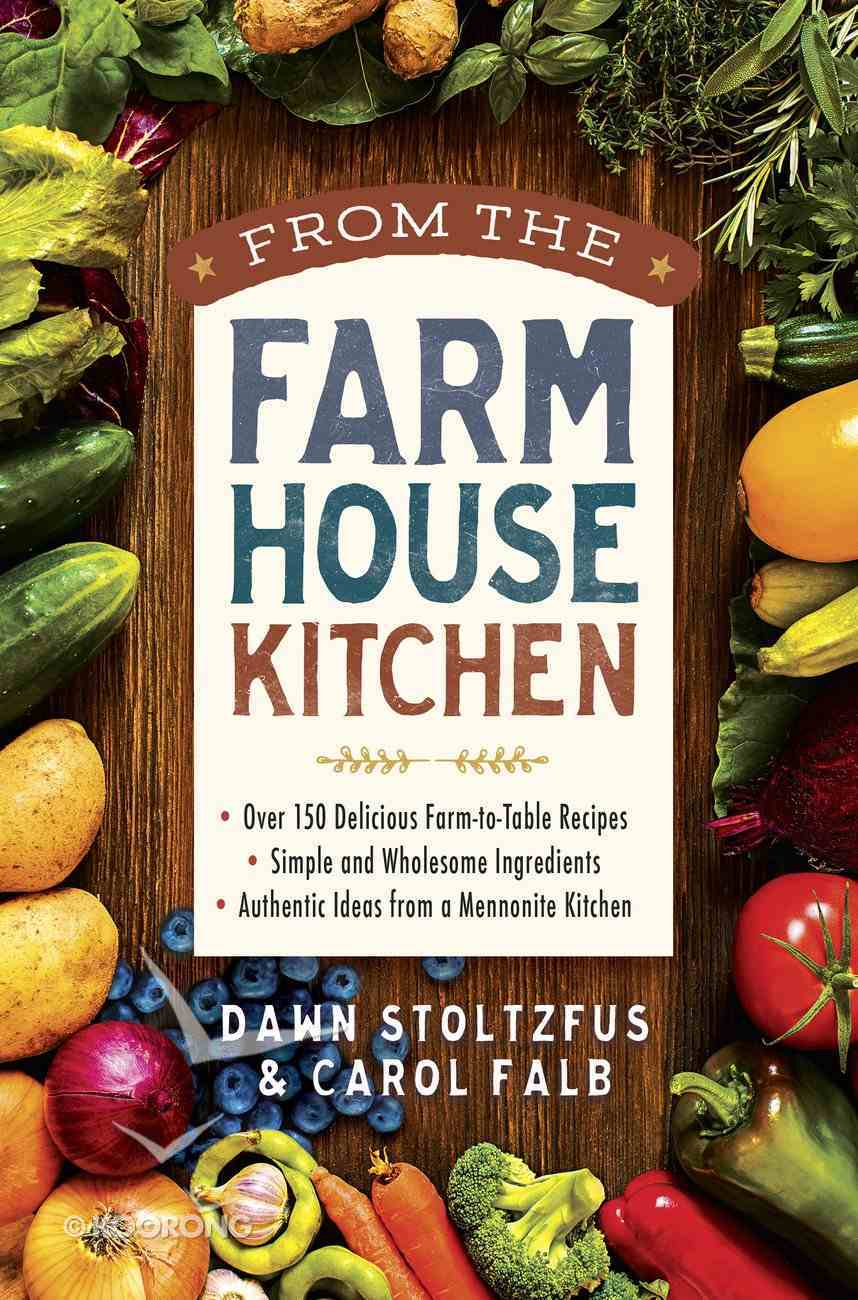 From the Farmhouse Kitchen eBook