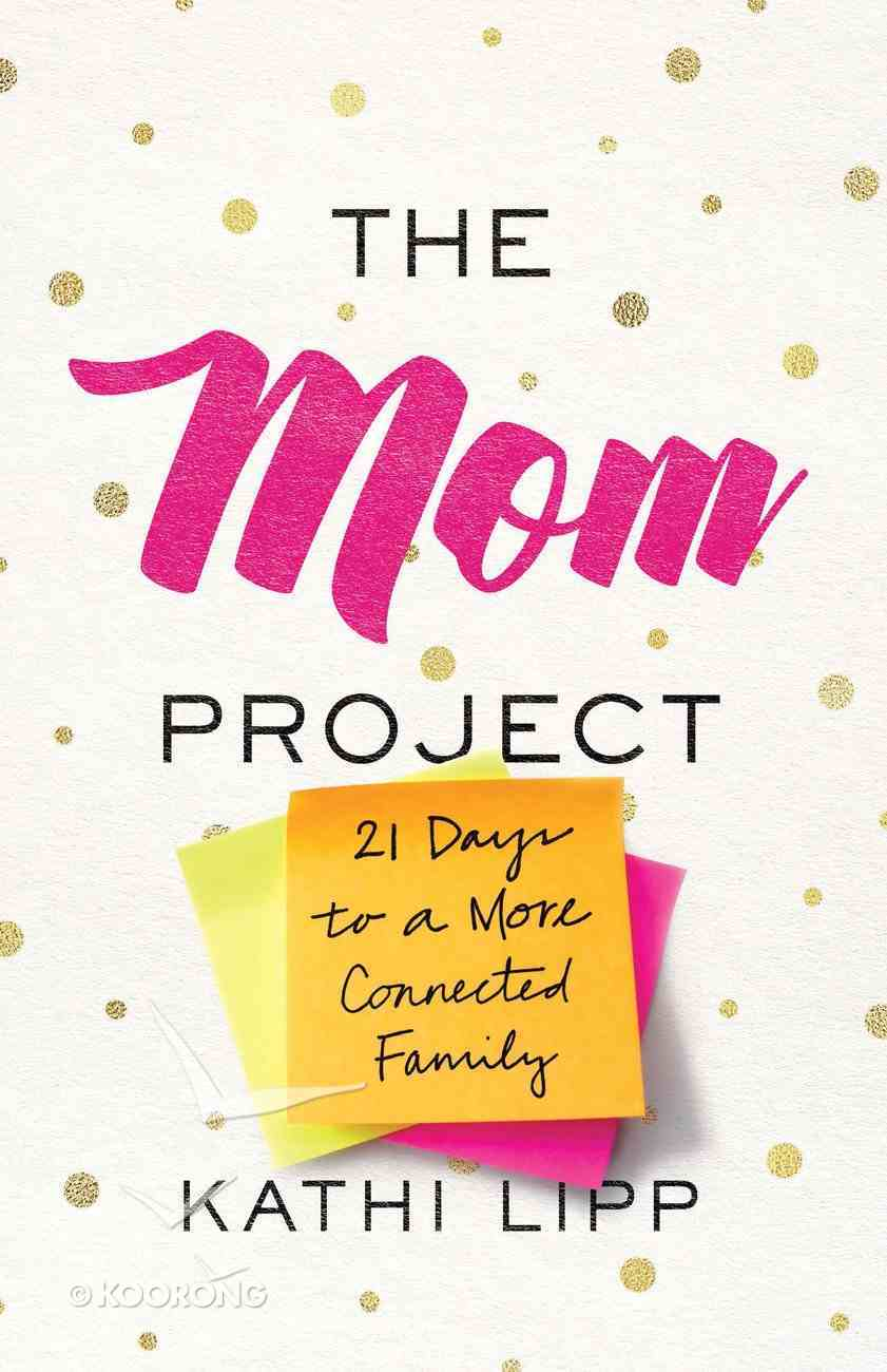 The Mom Project eBook