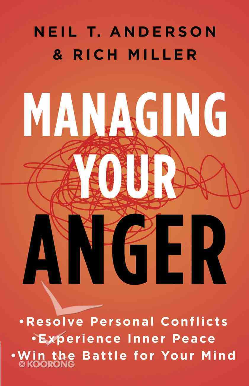 Managing Your Anger eBook