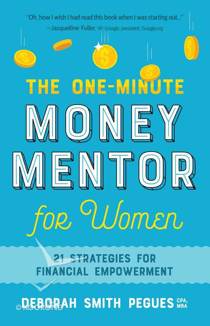 The One-Minute Money Mentor For Women eBook