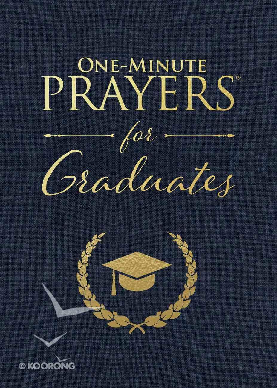 One-Minute Prayers For Graduates eBook