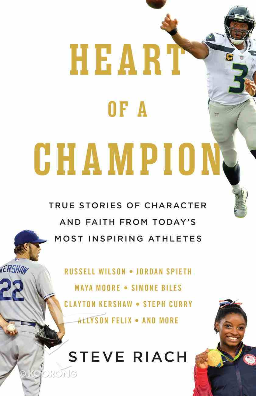 Heart of a Champion eBook