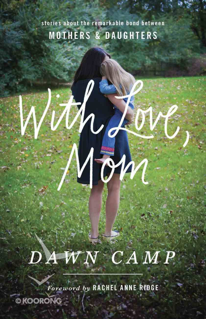 The With Love, Mom eBook