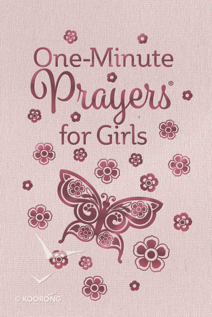 One-Minute Prayers For Girls eBook