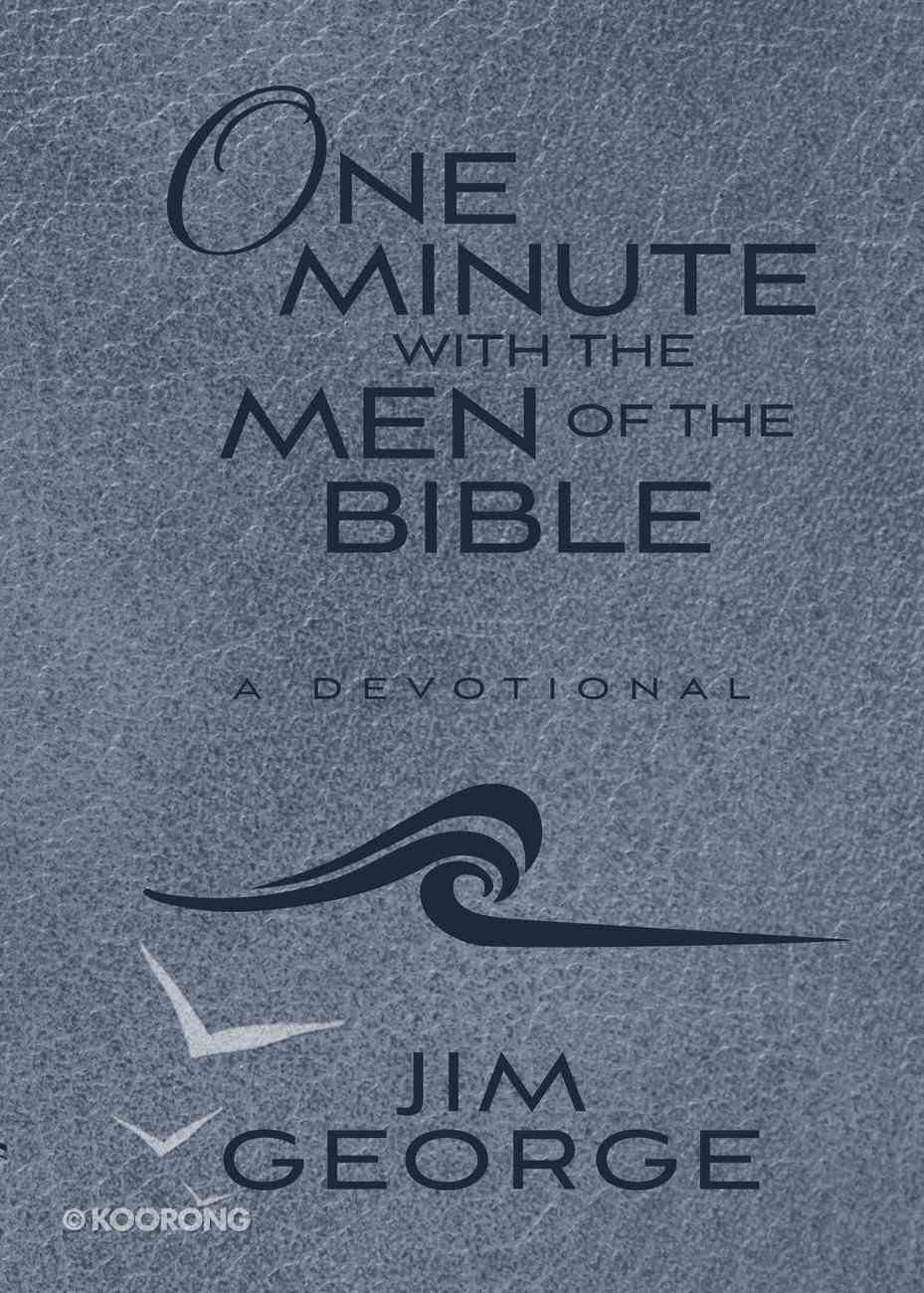 One Minute With the Men of the Bible eBook