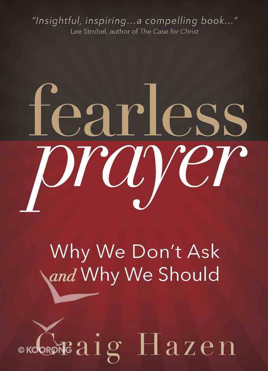 Fearless Prayer eBook
