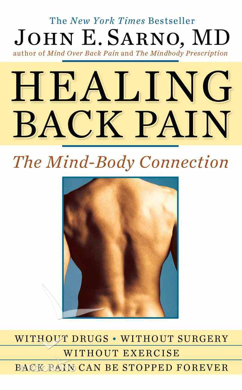 Healing Back Pain eBook