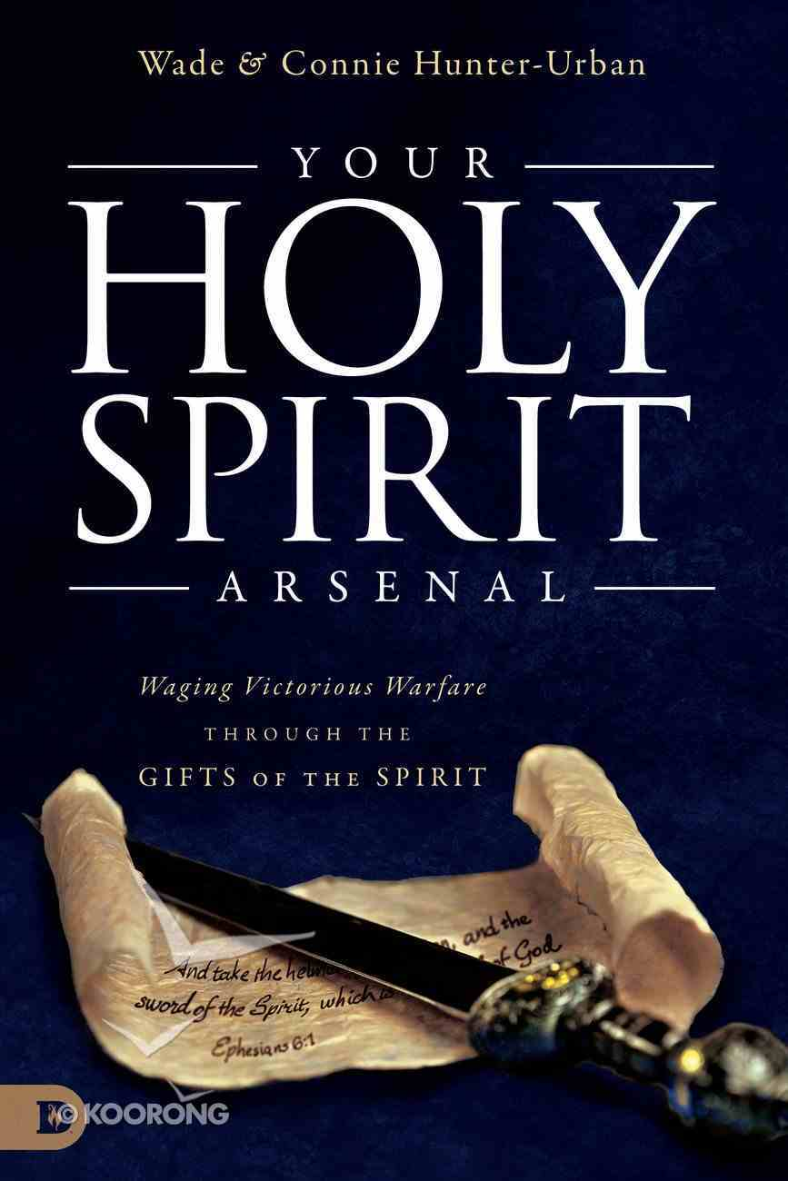 Your Holy Spirit Arsenal eBook