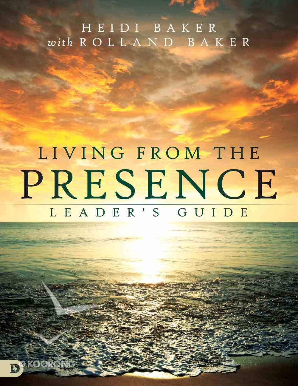 Living From the Presence Leader's Guide eBook