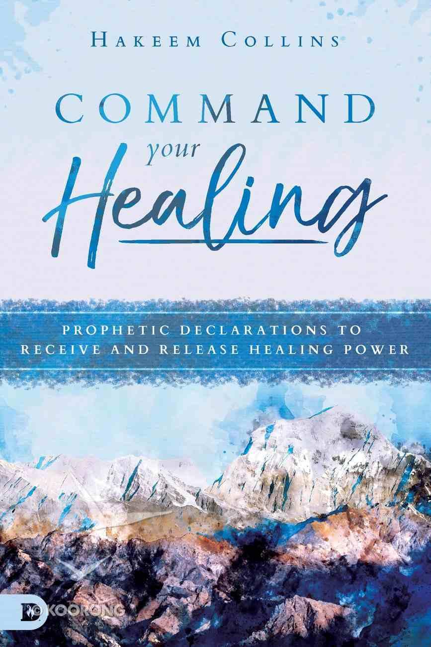 Command Your Healing eBook