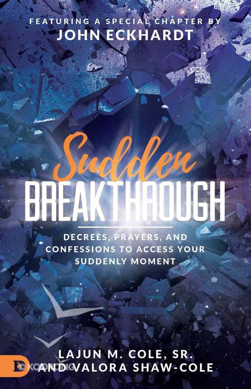 Sudden Breakthrough eBook