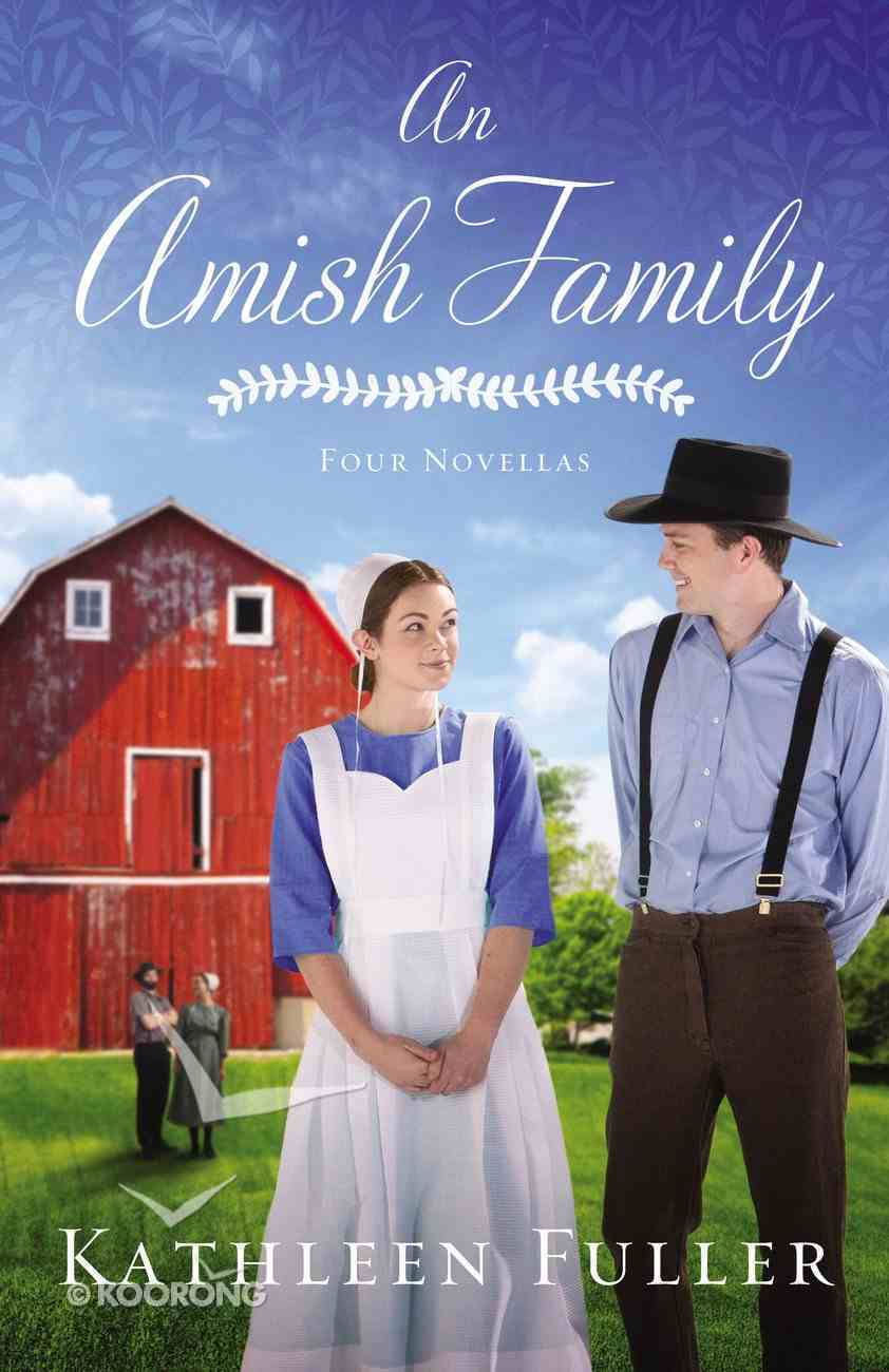 An Amish Family eBook