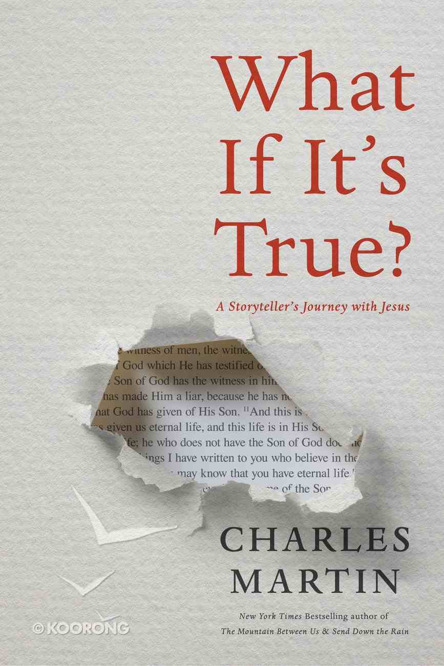 What If It's True? eBook