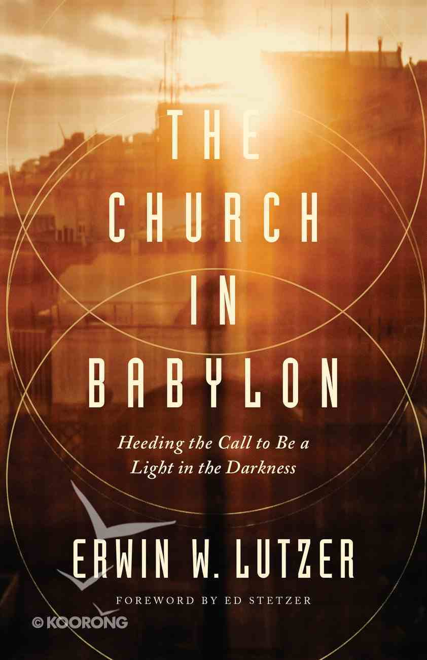 The Church in Babylon eBook