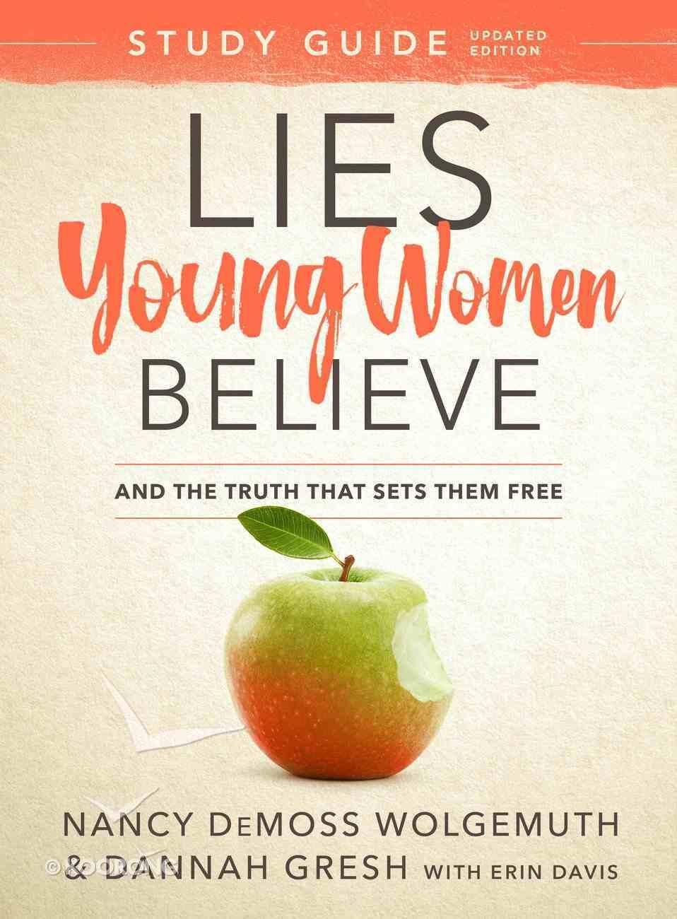 Lies Young Women Believe Study Guide eBook