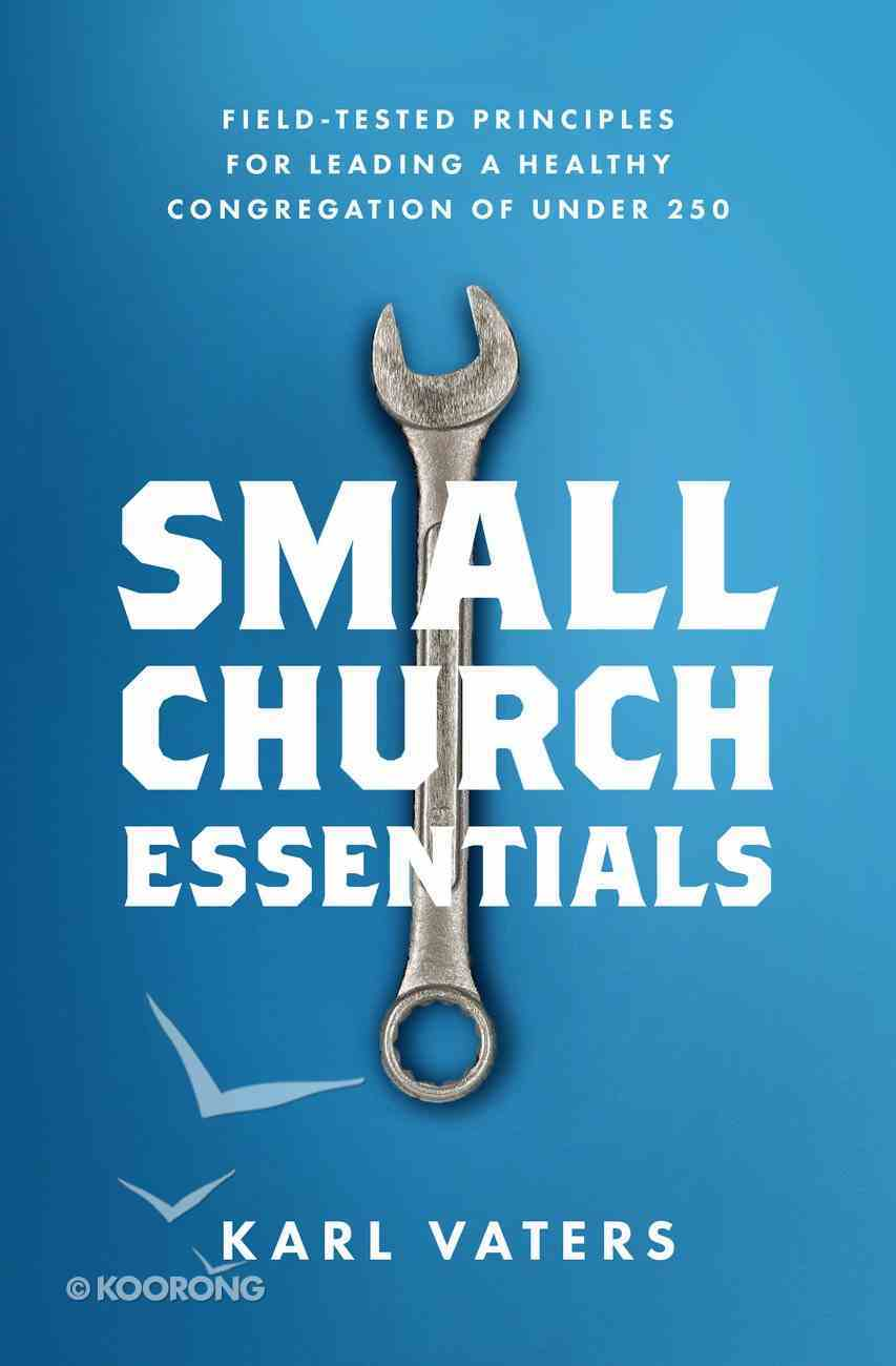 Small Church Essentials eBook