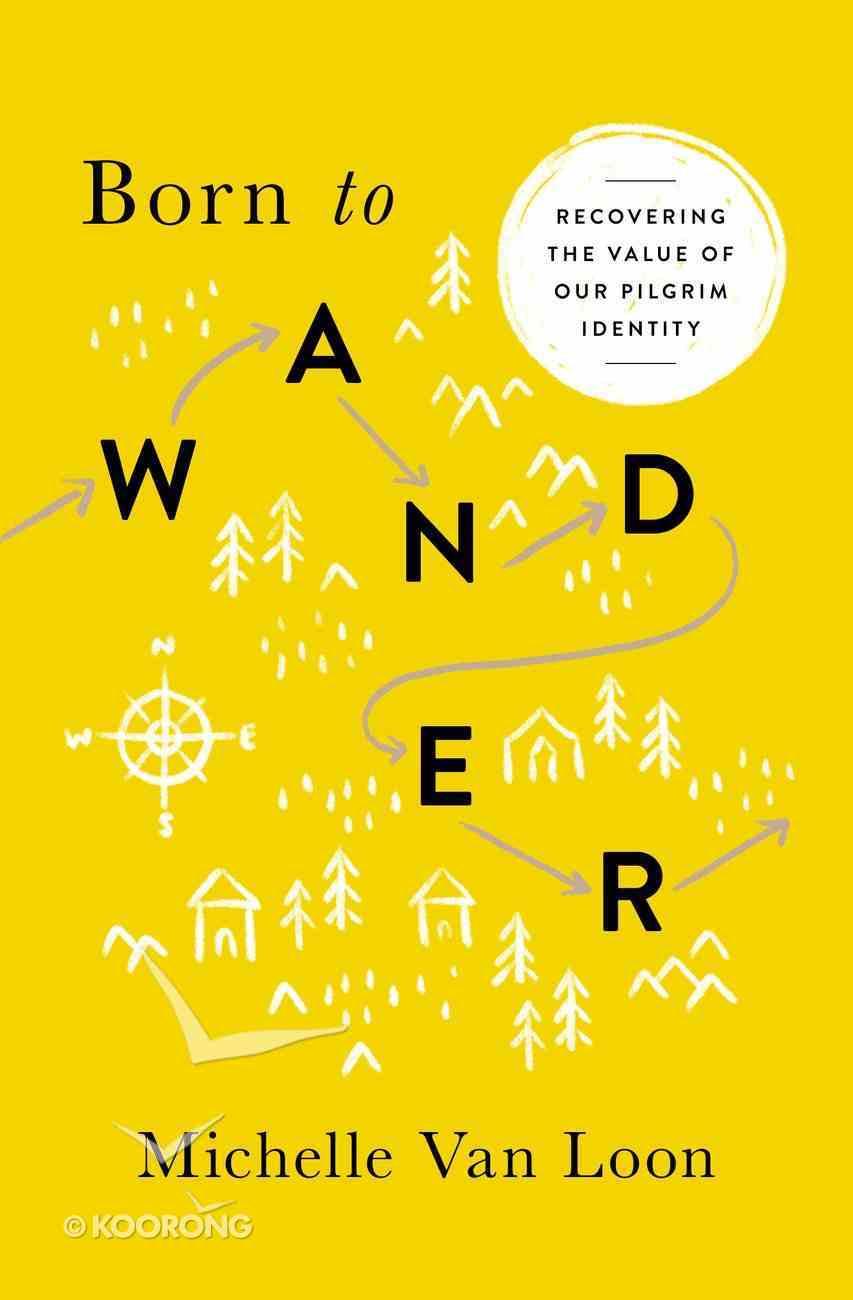 Born to Wander eBook