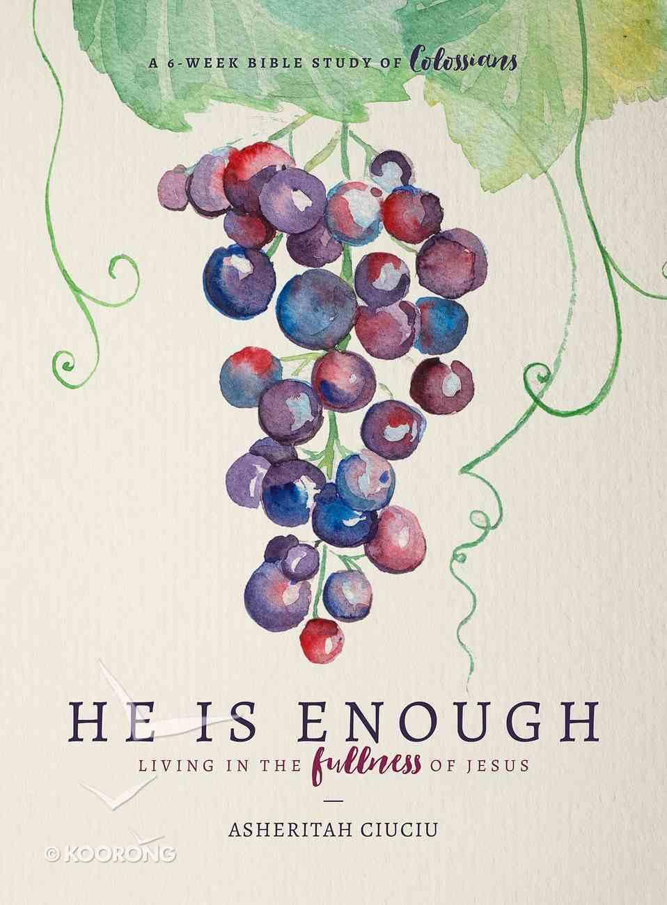 He is Enough eBook
