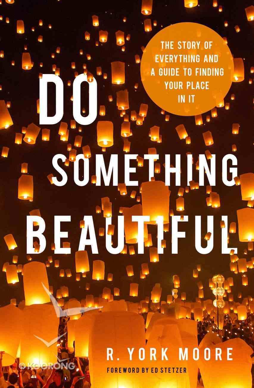 Do Something Beautiful eBook
