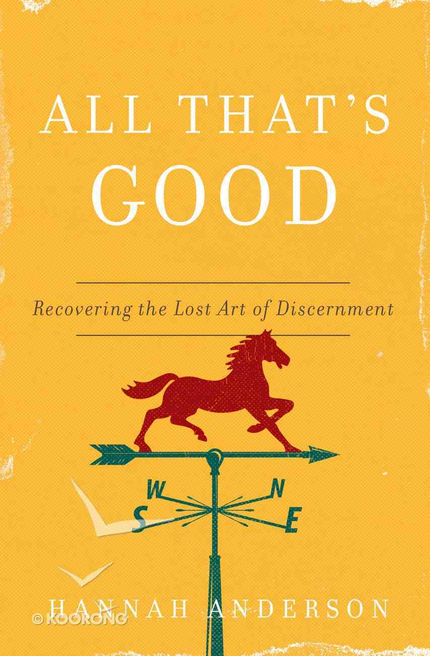 All That's Good eBook