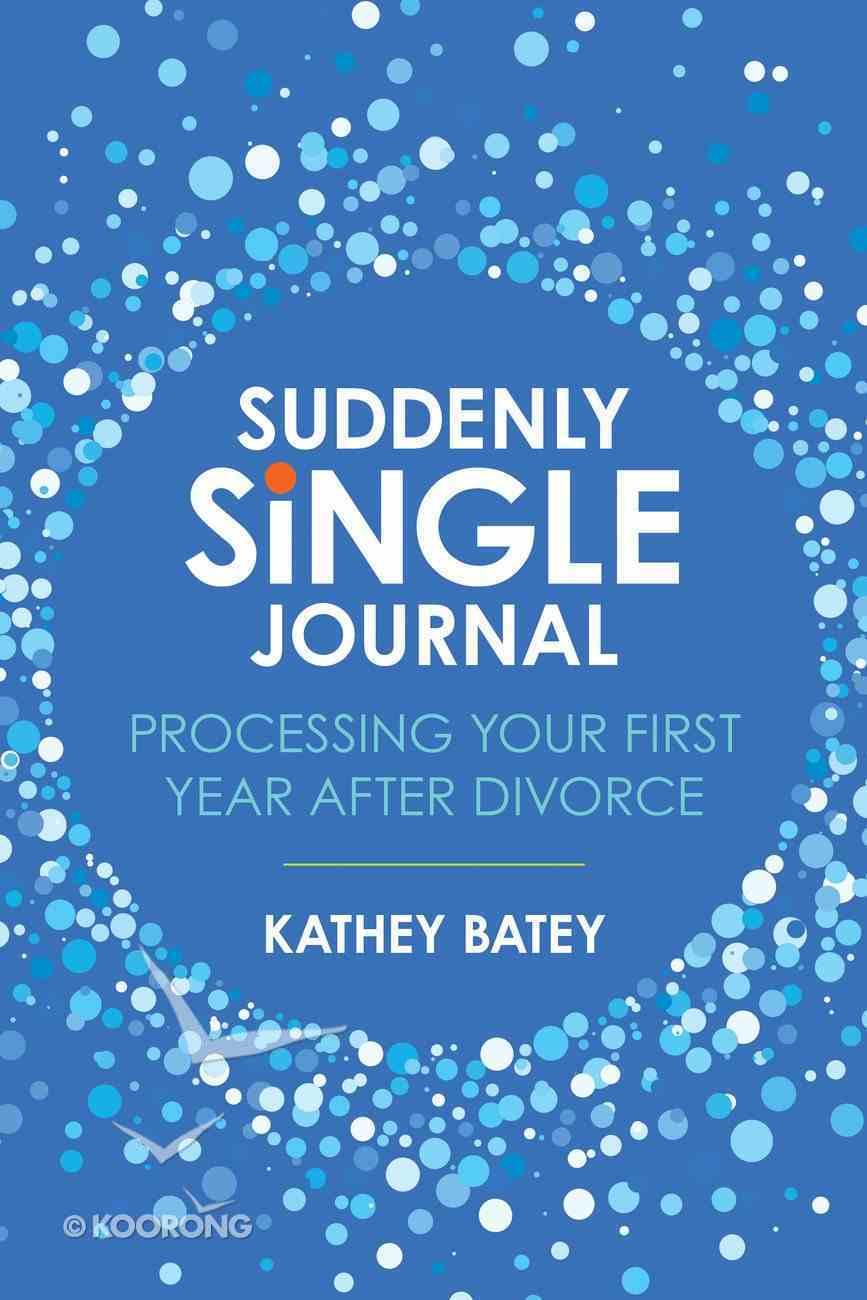 Suddenly Single Journal eBook