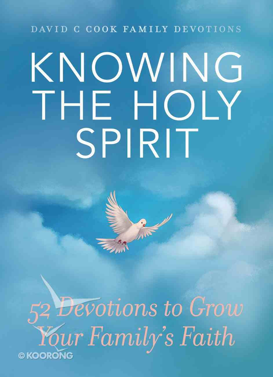 Knowing the Holy Spirit eBook