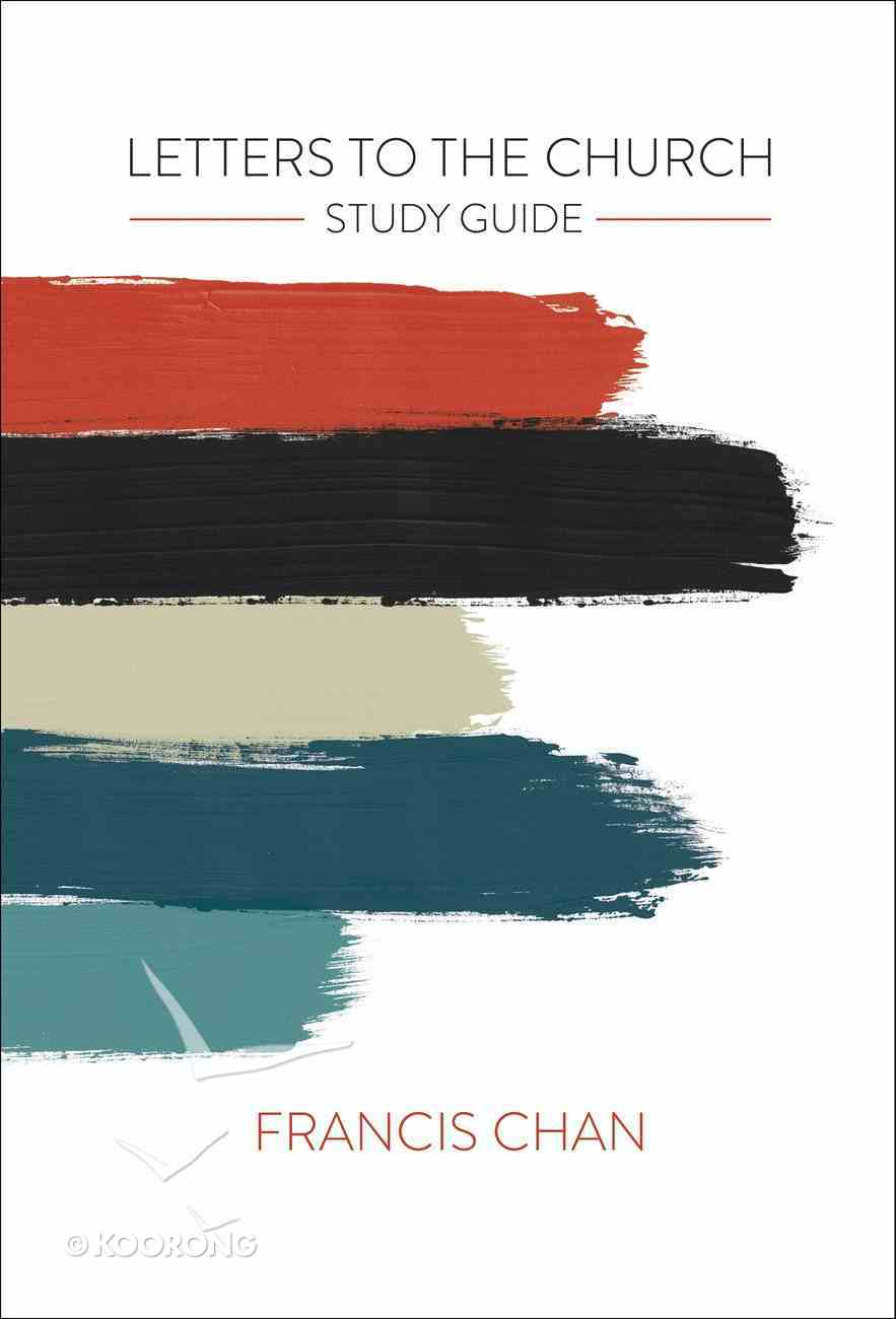 Letters to the Church: Study Guide eBook