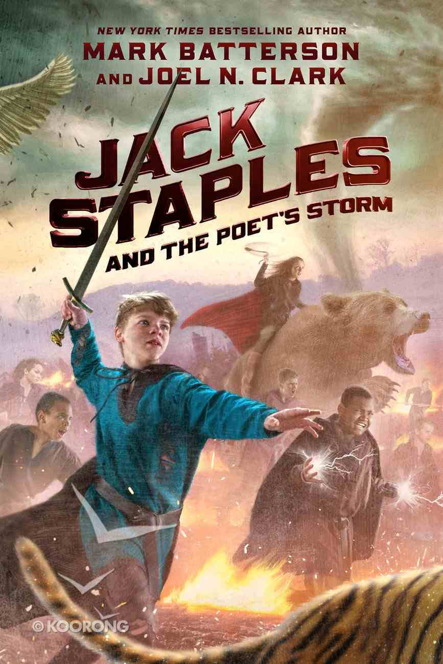 Jack Staples and the Poet's Storm (Jack Staples Series) eBook