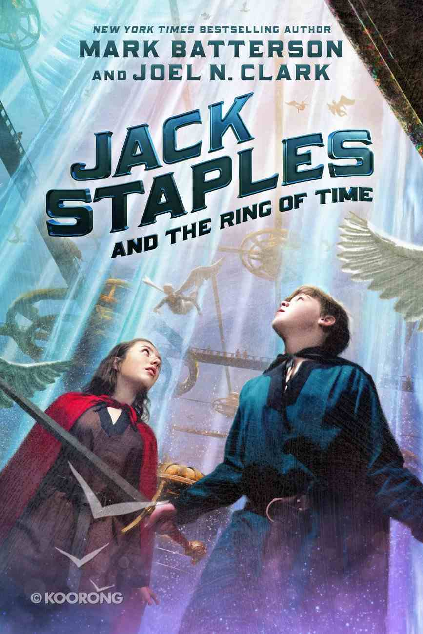 Jack Staples and the Ring of Time (Jack Staples Series) eBook